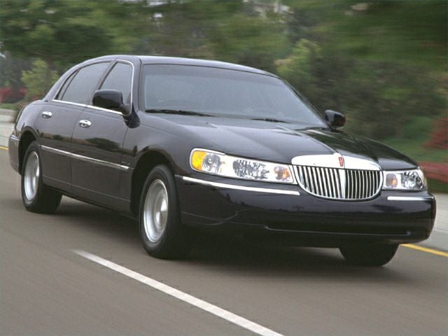 2000 Lincoln Town Car In Evansville In Evansvile Lincoln Town Car