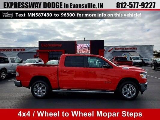 2021 Ram 1500 Big Horn 4x4 Crew Cab 5 7 Box In Evansville In Evansvile Ram 1500 Expressway Dodge Inc