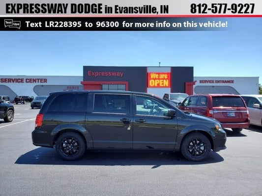 2020 Dodge Grand Caravan Sxt In Evansville In Evansvile Dodge Grand Caravan Expressway Dodge Inc